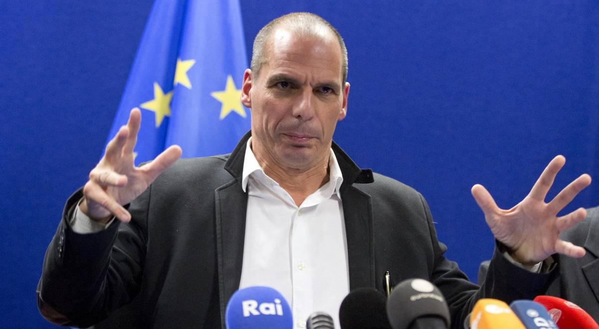 """Yanis Varoufakis: """" In Grecia case pulite e strade sporche come voi italiani"""""""