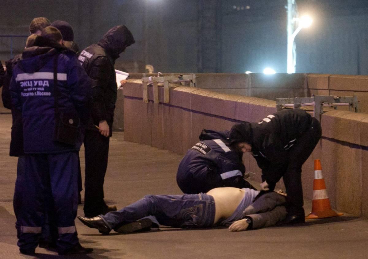 Mosca, assassinato Nemtsov, storico oppositore di Putin