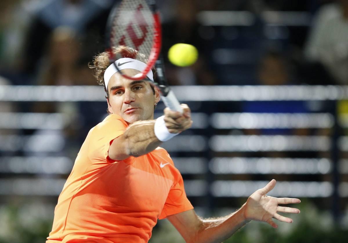 Il vecchio Federer 15 valigie di dubbi col mal di schiena