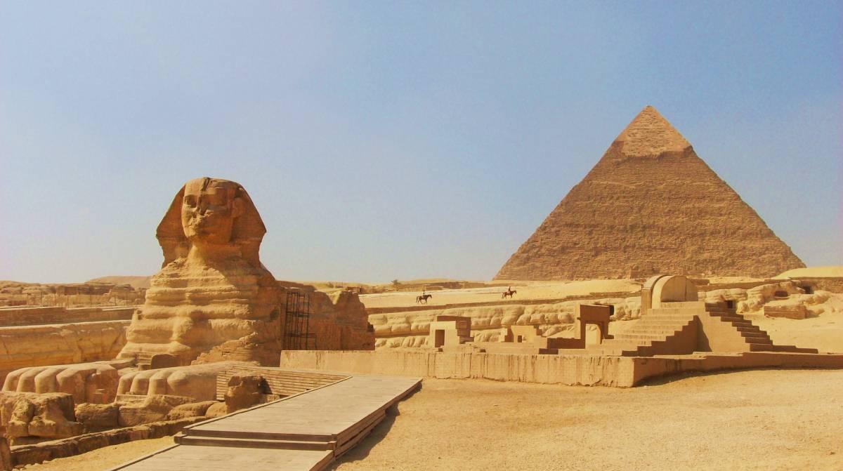 """Il primo """"gigante"""" della storia? Un faraone egizio"""