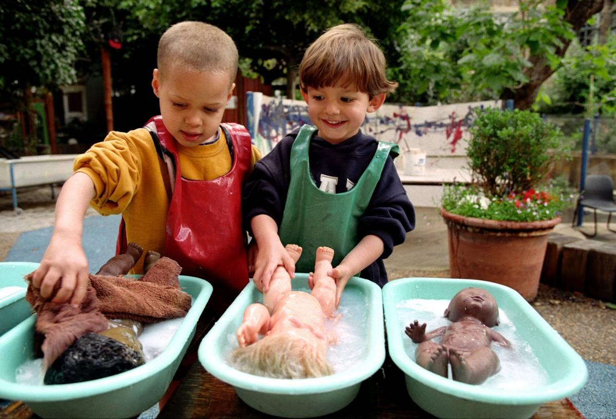 I bambini usati come cavie per dimostrare la teoria gender