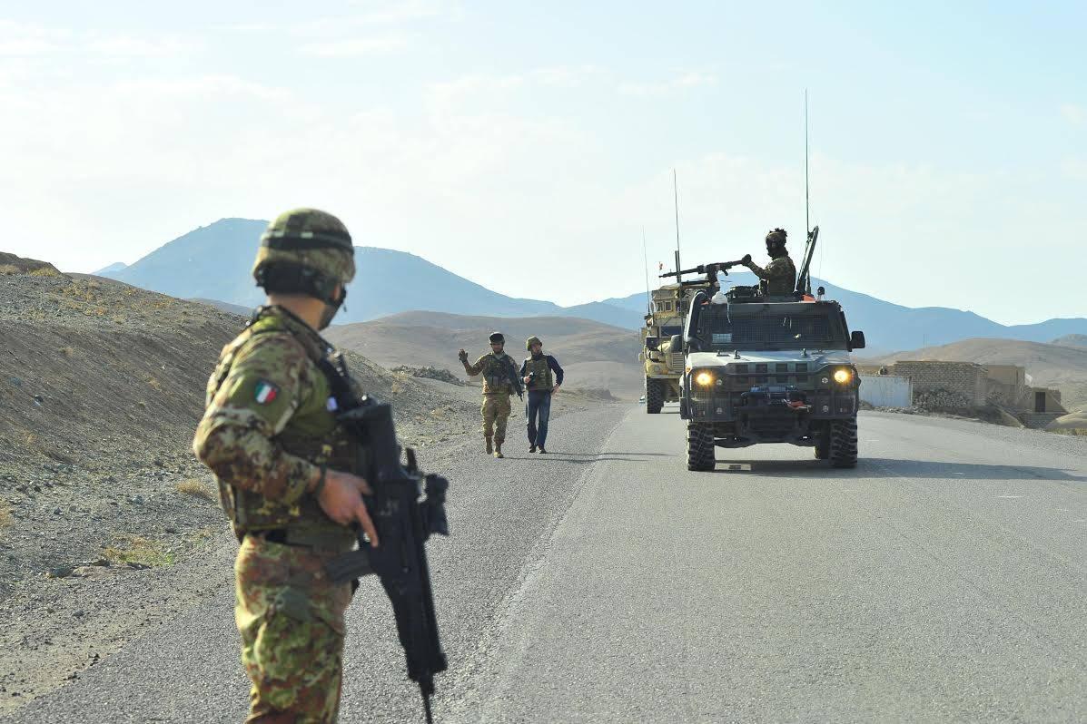 Soldati italiani in Afghanistan (foto di Mauro Consilvio)