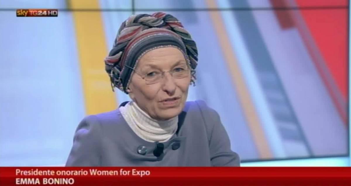 """La rivelazione di Emma Bonino e le due """"figlie"""" non sue"""