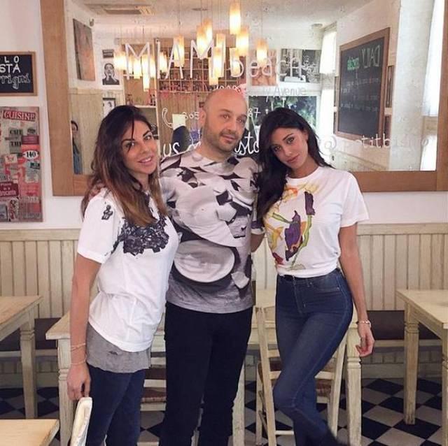 Apre Ricci, il ristorante firmato Belen Rodriguez e Joe Bastianich