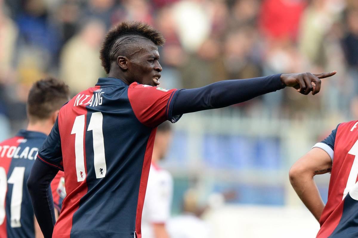 Serie A, Genoa-Napoli 0-0
