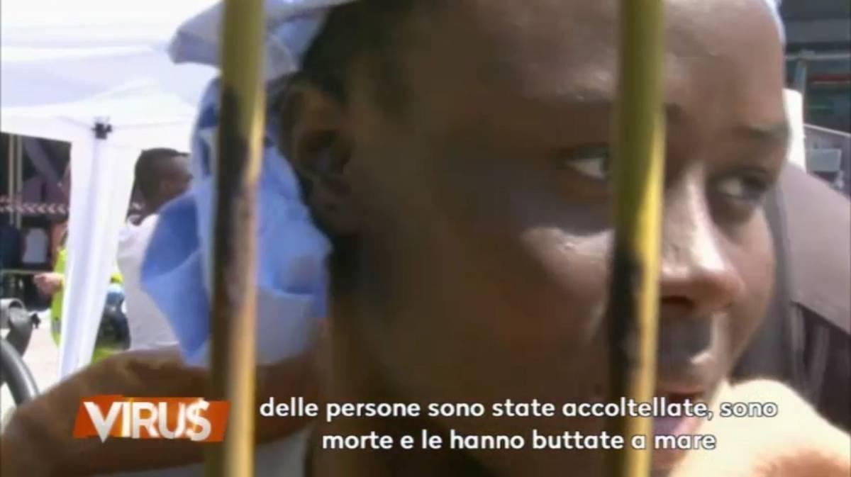 Palermo, immigrati gettati in mare perché cristiani