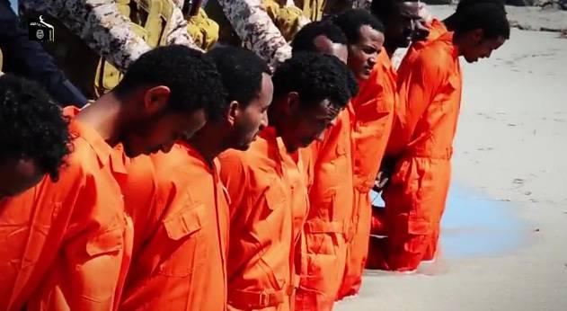 Isis, gli etiopi giustiziati erano dei migranti