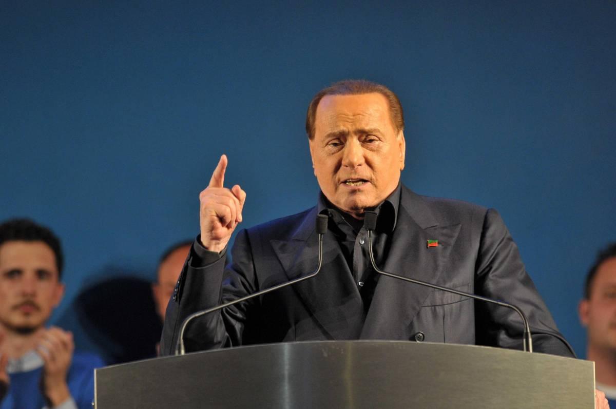 """Forza Italia, Silvio Berlusconi: """"Centrodestra unito per vincere a Roma"""""""