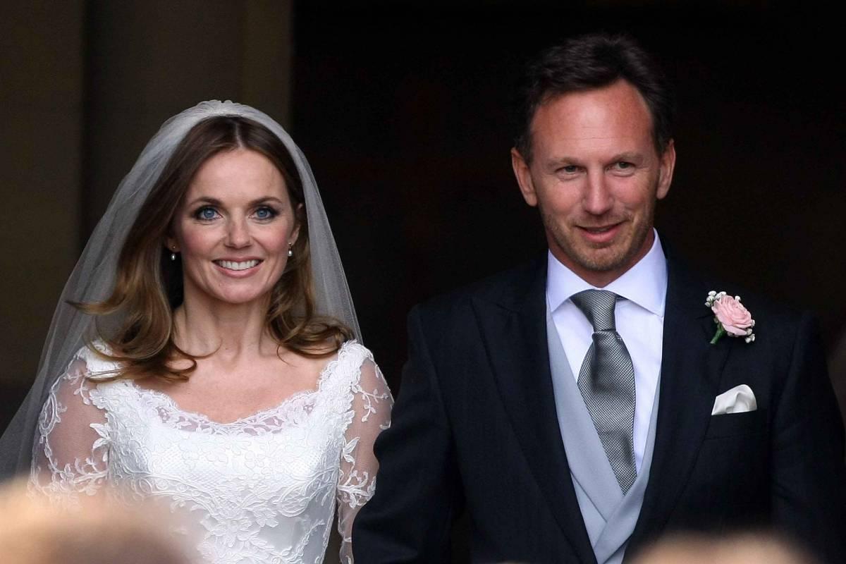 Geri Halliwell si sposa, ma le altre (ex) Spice non ci sono