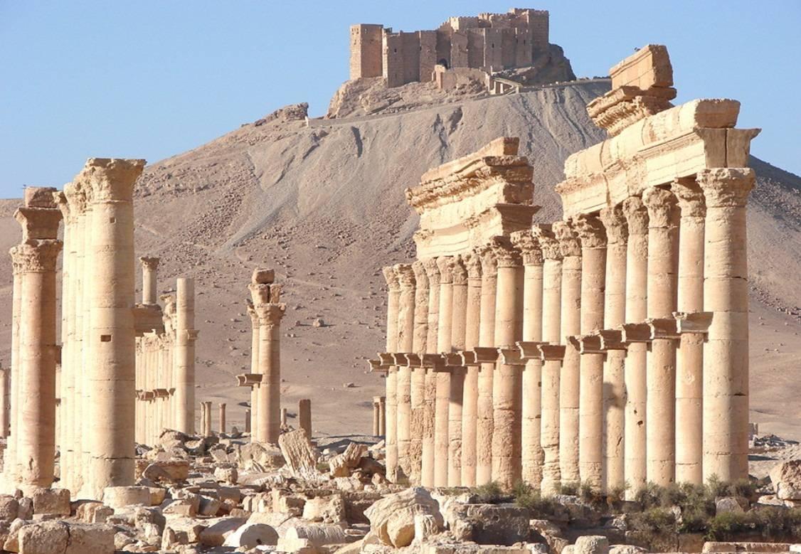 """""""La distruzione di Palmira segna la fine di un'epoca"""""""