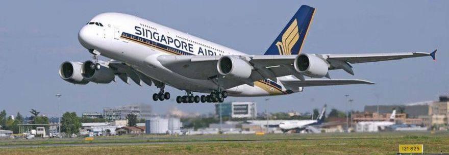 Si spengono i motori, paura a bordo di un aereo della Singapore Airlines