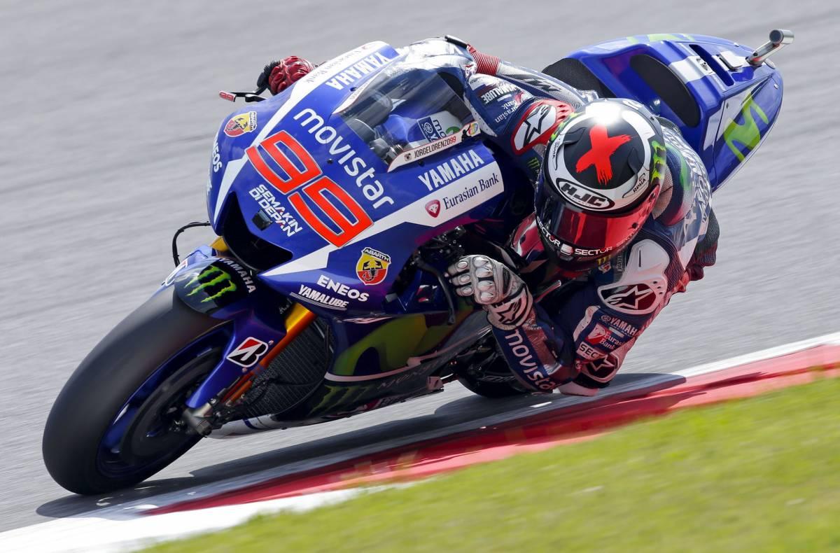 """MotoGp, Lorenzo: """"Ho fatto il miglior giro della mia vita"""""""