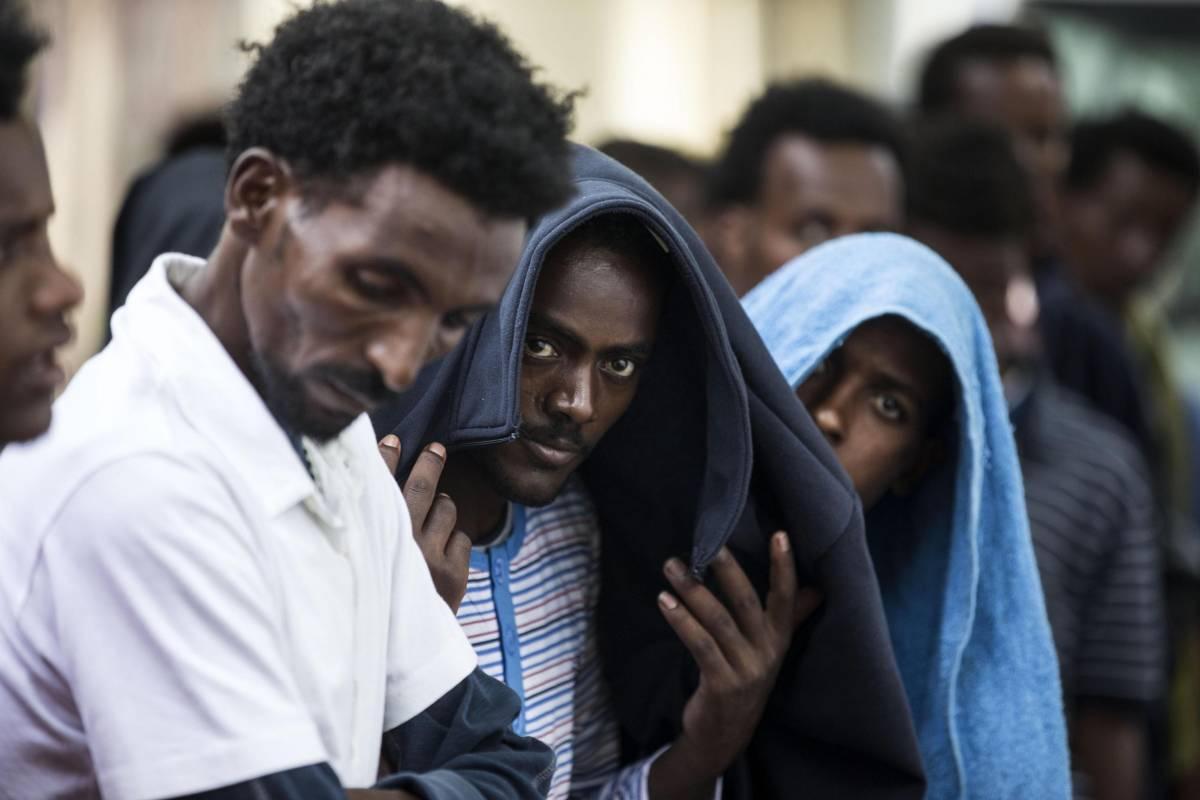 Il 90% dei migranti è maschio: si rischia il terrorismo sessuale