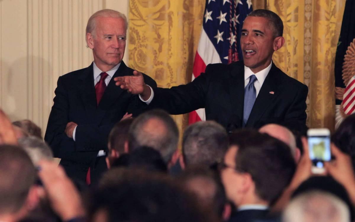"""Gaffe di Obama al Pentagono: """"Stiamo addestrando l'Isis"""""""