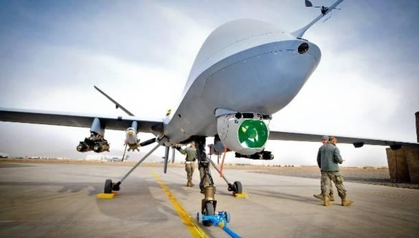 """Gli Stati Uniti danno il via libera: """"L'Italia potrà armare i suoi droni"""""""