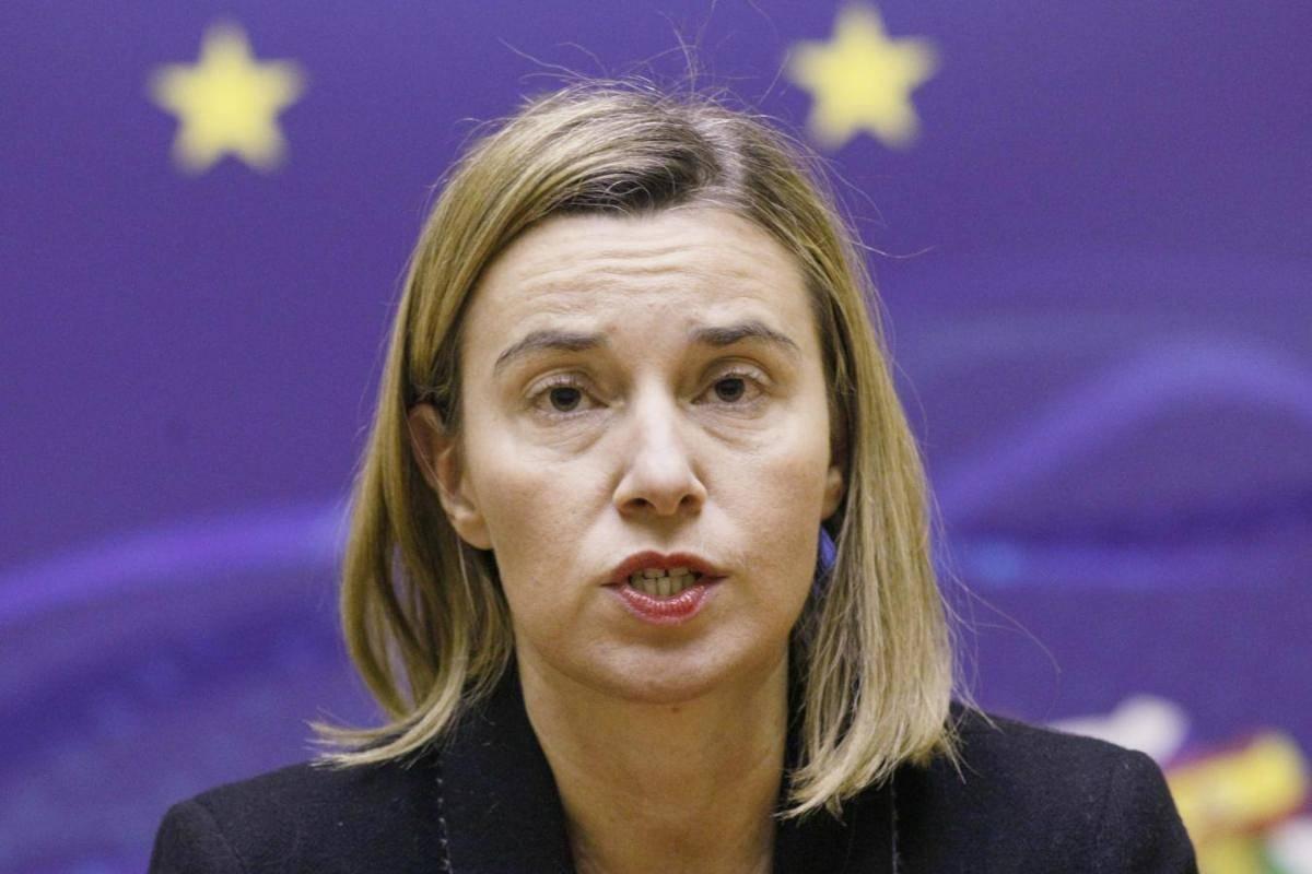 """La Lega affonda la Mogherini: """"Non ha tutelato l'Italia in Ue"""""""