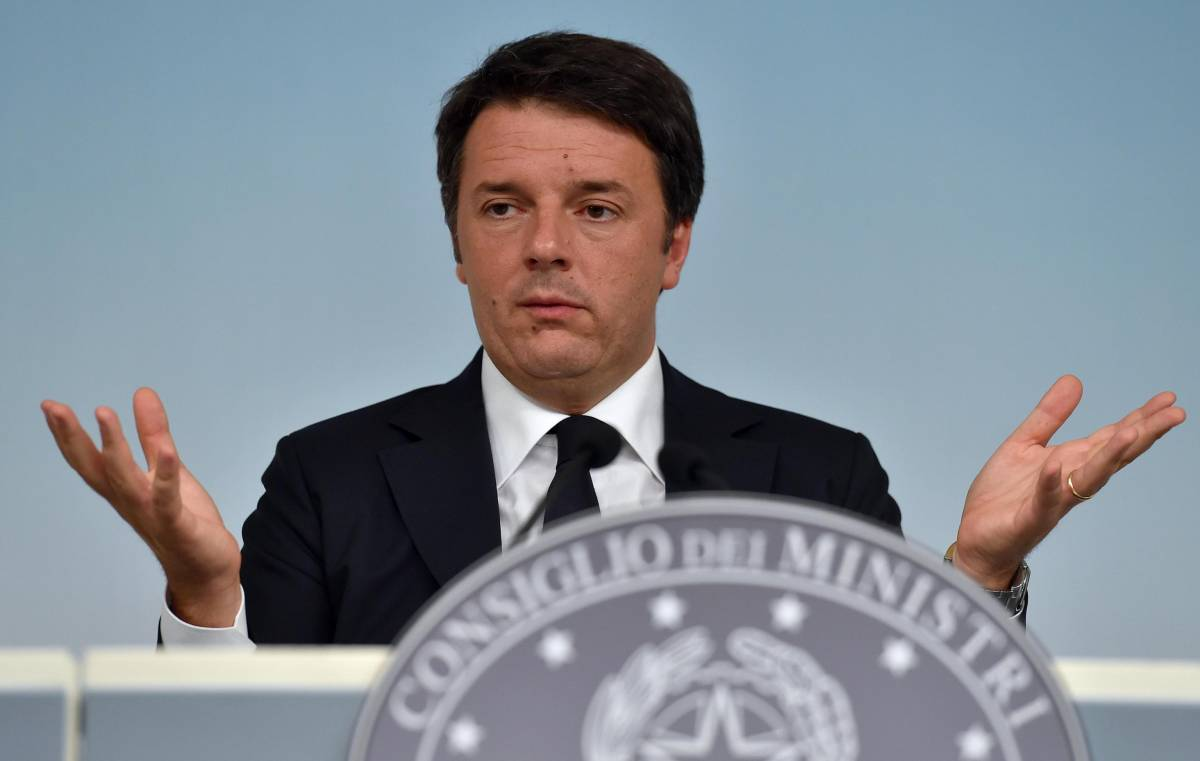 Renzi insabbia la verità su Roma