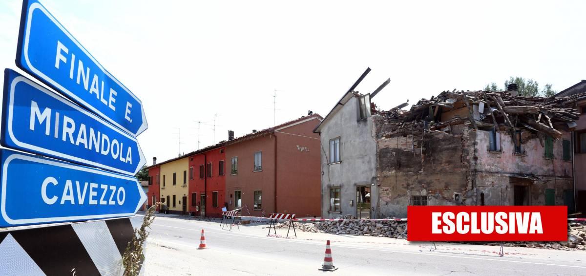 Emilia terremotata e dimenticata costretta ad accogliere i migranti