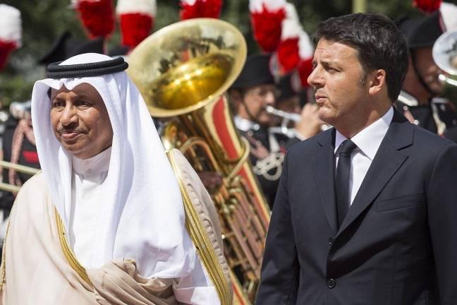 Eurofighter, una gaffe di Palazzo Chigi mette a rischio l'accordo tra Italia e Kuwait