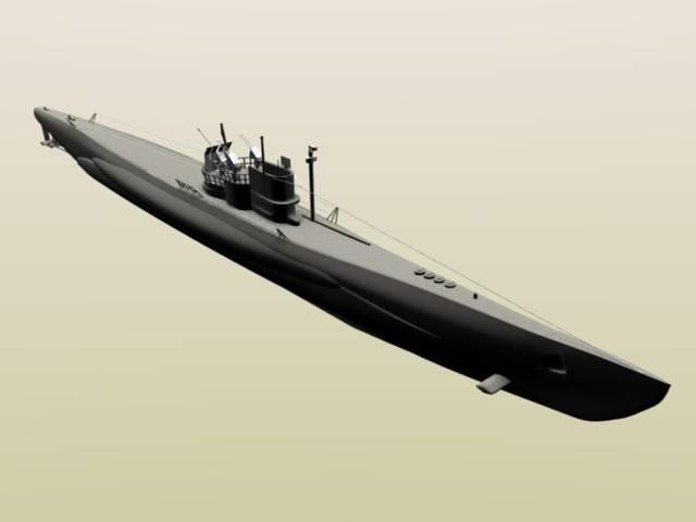 Il sottomarino nazista affondato dalle feci dell'equipaggio