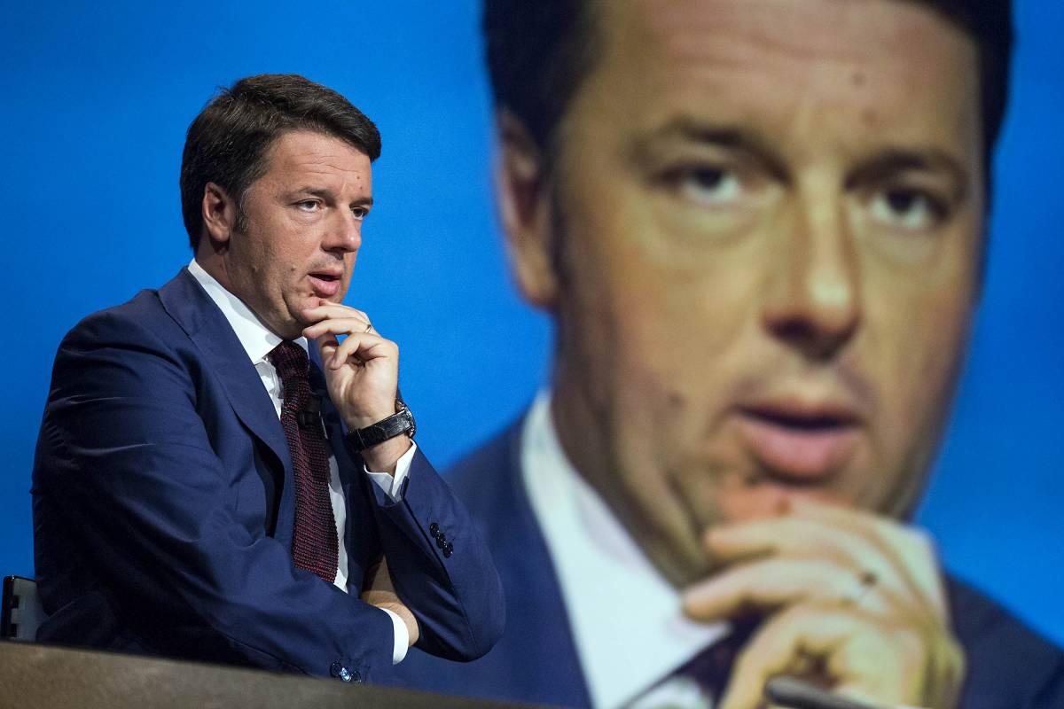 """Renzi: """"Canone Rai a 100 euro in bolletta"""""""