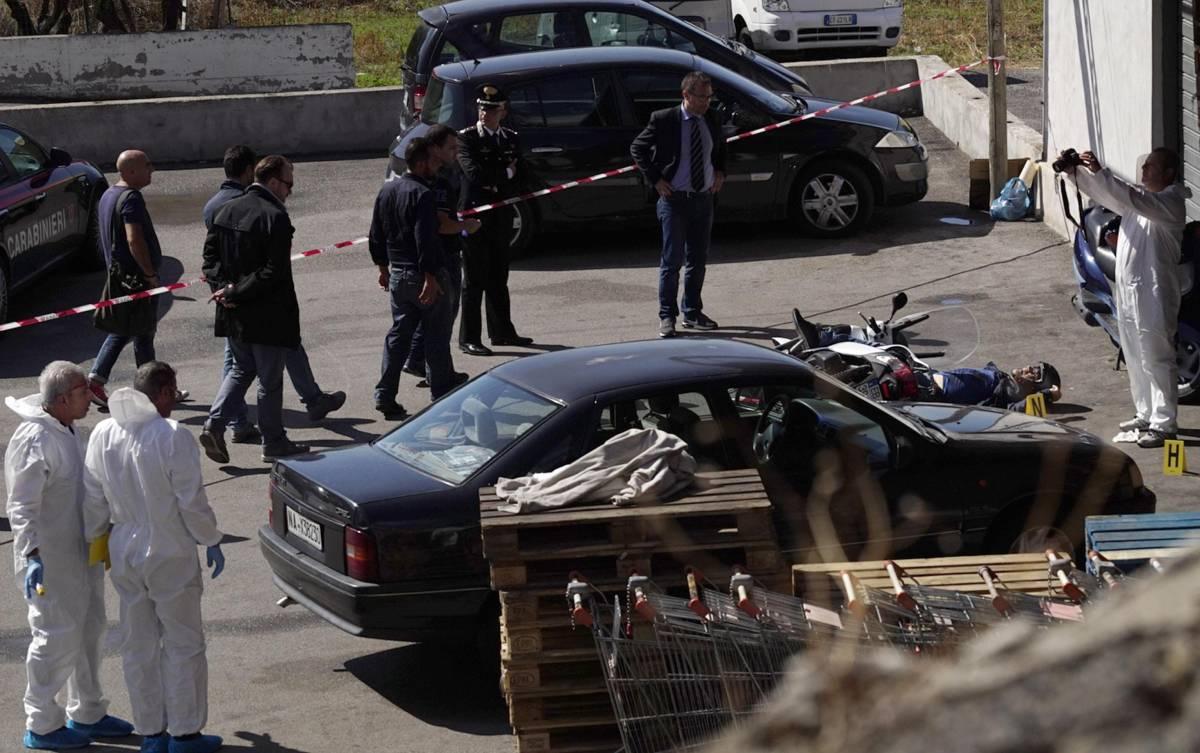 Rapinatori uccisi a Ercolano, due presunti complici finiti in manette