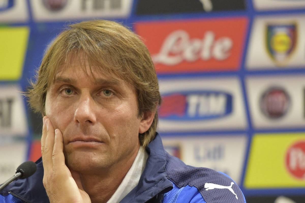 """Nazionale, l'orgoglio di Conte: """"Via chi non capisce la maglia"""""""