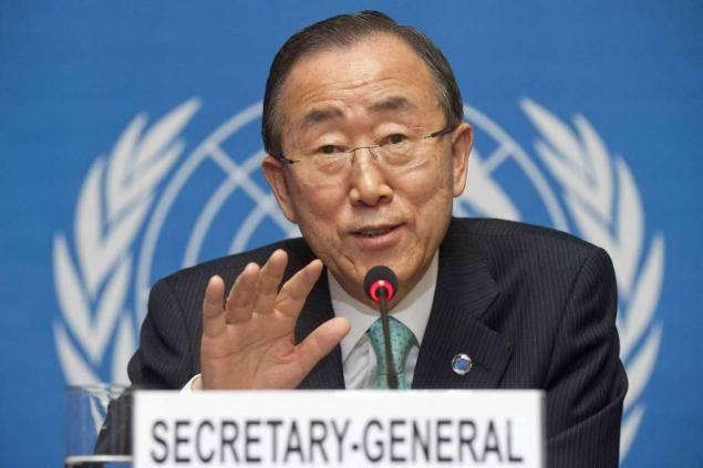 Per Ban Ki-Moon l'Italia è solo cravatte e 500