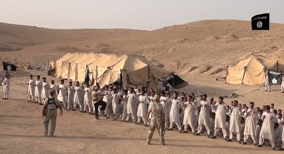 L'isis addestra nuove truppe A Sirte si diventa terroristi