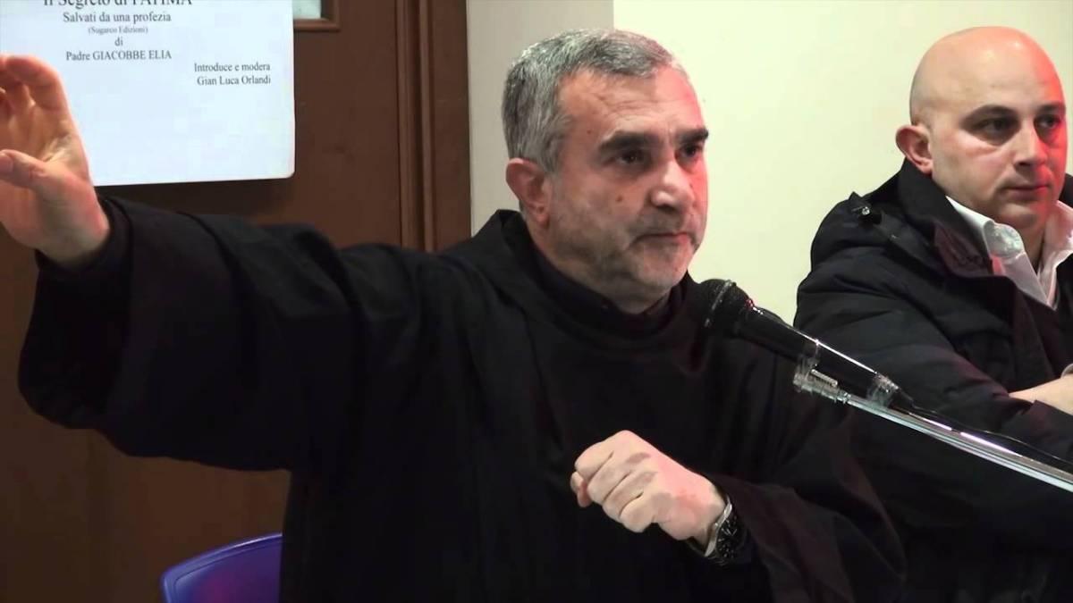 "Padre Giacobbe Elia contro ""L'inganno delle ideologie"""