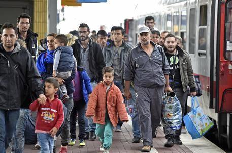 I profughi respinti dalla Germania stanno già arrivando in Italia