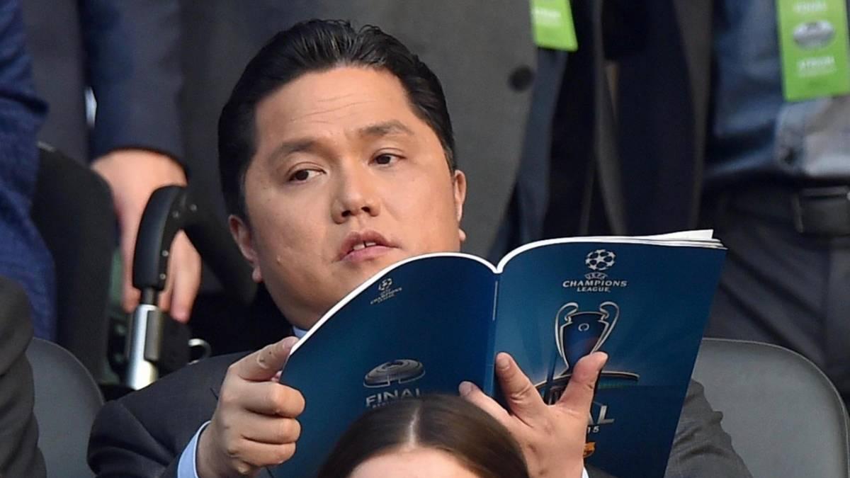 Erick Thohir, 45 anni, è azionista di maggioranza dell'Inter dal novembre 2013