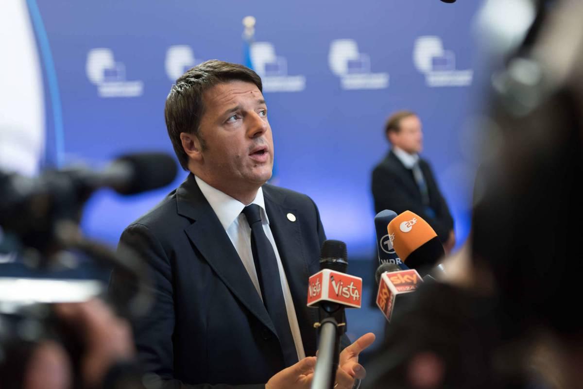 """Renzi dà l'ok al Ponte sullo stretto: """"Un simbolo bellissimo dell'Italia"""""""