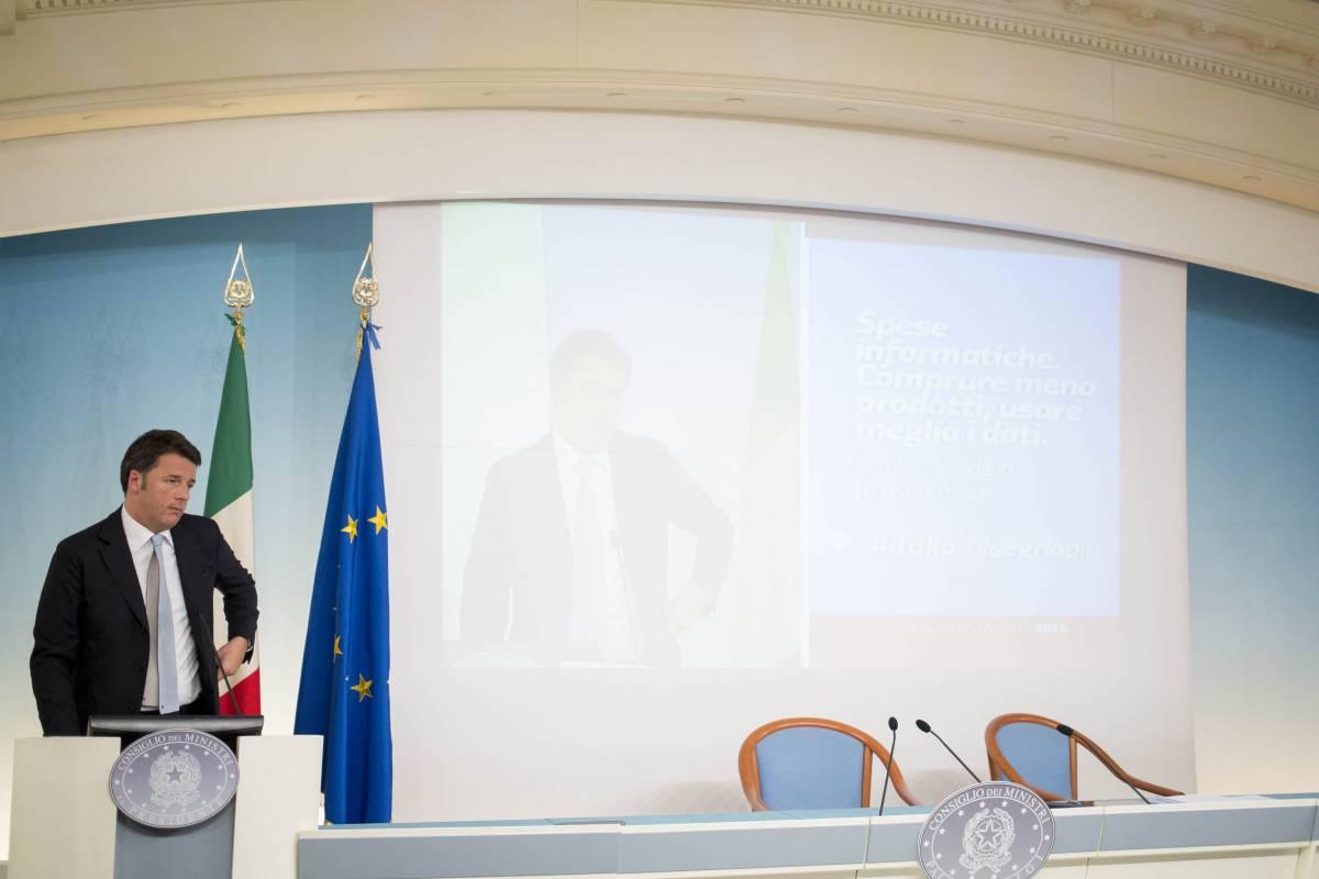 La fronda Pd contro Renzi. E lui pensa al Giubileo