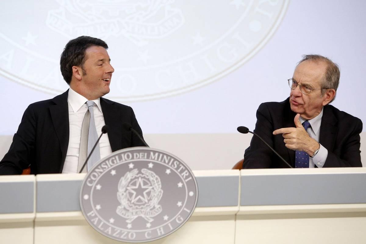Anche la Corte dei Conti smonta la manovra di Renzi