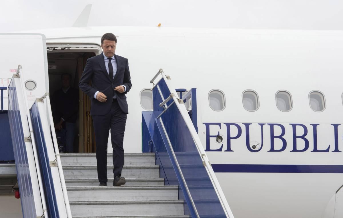 """Renzi getta la spugna: metropoli già perse. """"Punto al referendum"""""""