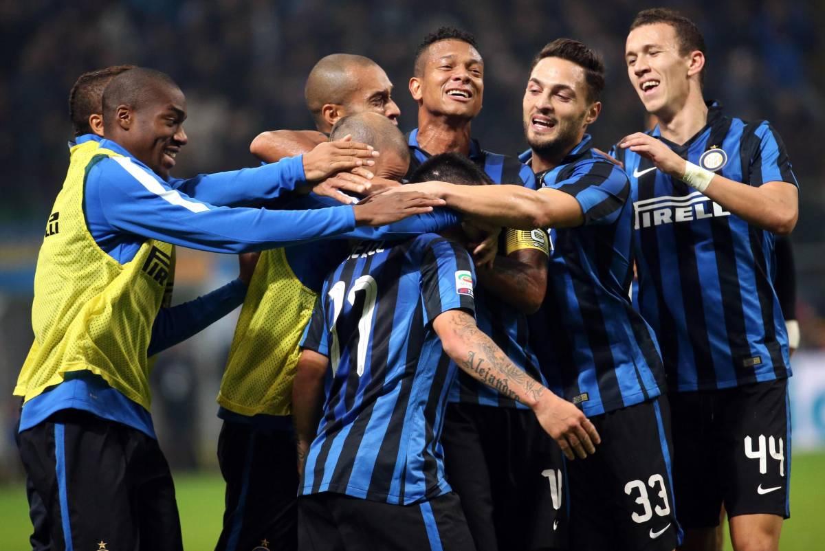 Un siluro di Medel e l'Inter fa il sorpasso Ma la Roma è vera