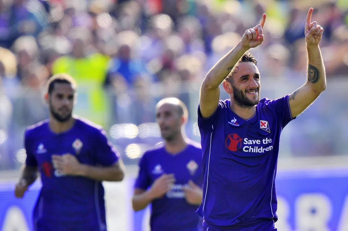 Serie A, Fiorentina-Frosinone: 4-1