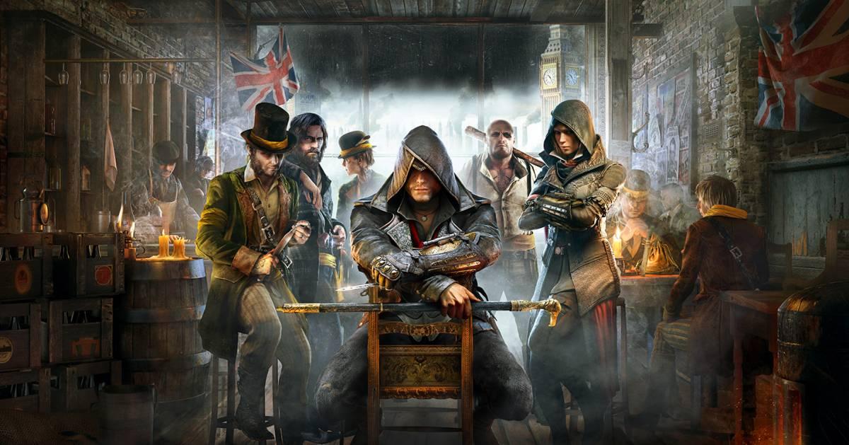 Per Assassin's Creed Syndicate, ateneo e gioco fanno squadra