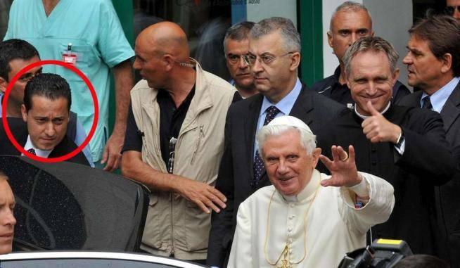 I corvi di Ratzinger e il maggiordomo