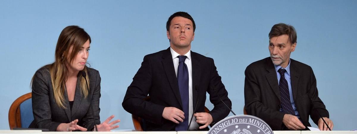 Più di 600 euro al mese a testa per sostenere il carrozzone dello Stato