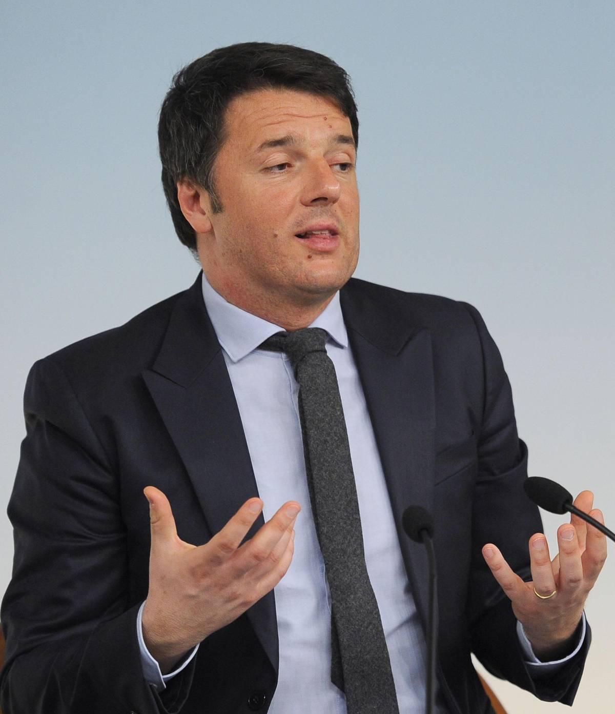 """Renzi: """"Regioni spendano meglio al posto di lamentarsi"""""""