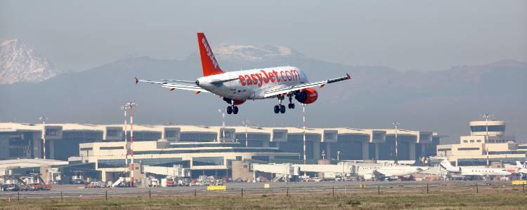 Malpensa, easyJet si rafforza: tre nuovi aerei da marzo e sei nuove destinazioni