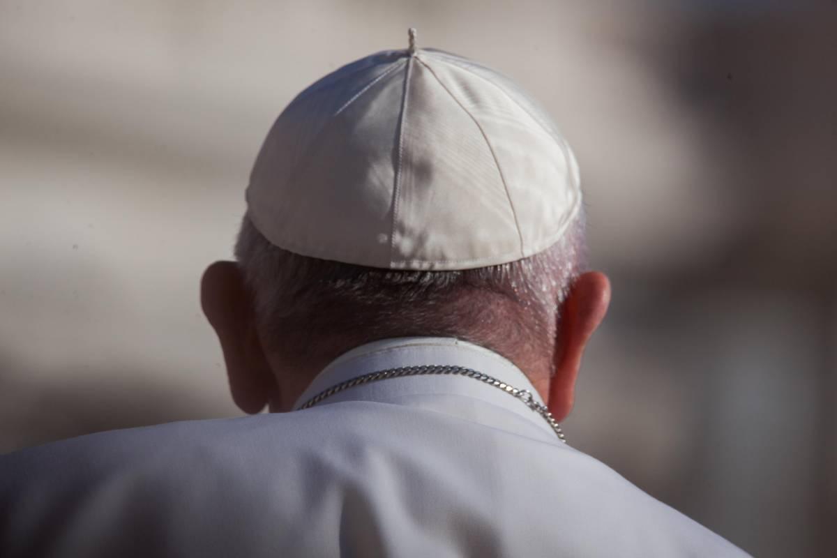 """Papa Francesco:""""La violenza non può risolvere nulla"""""""