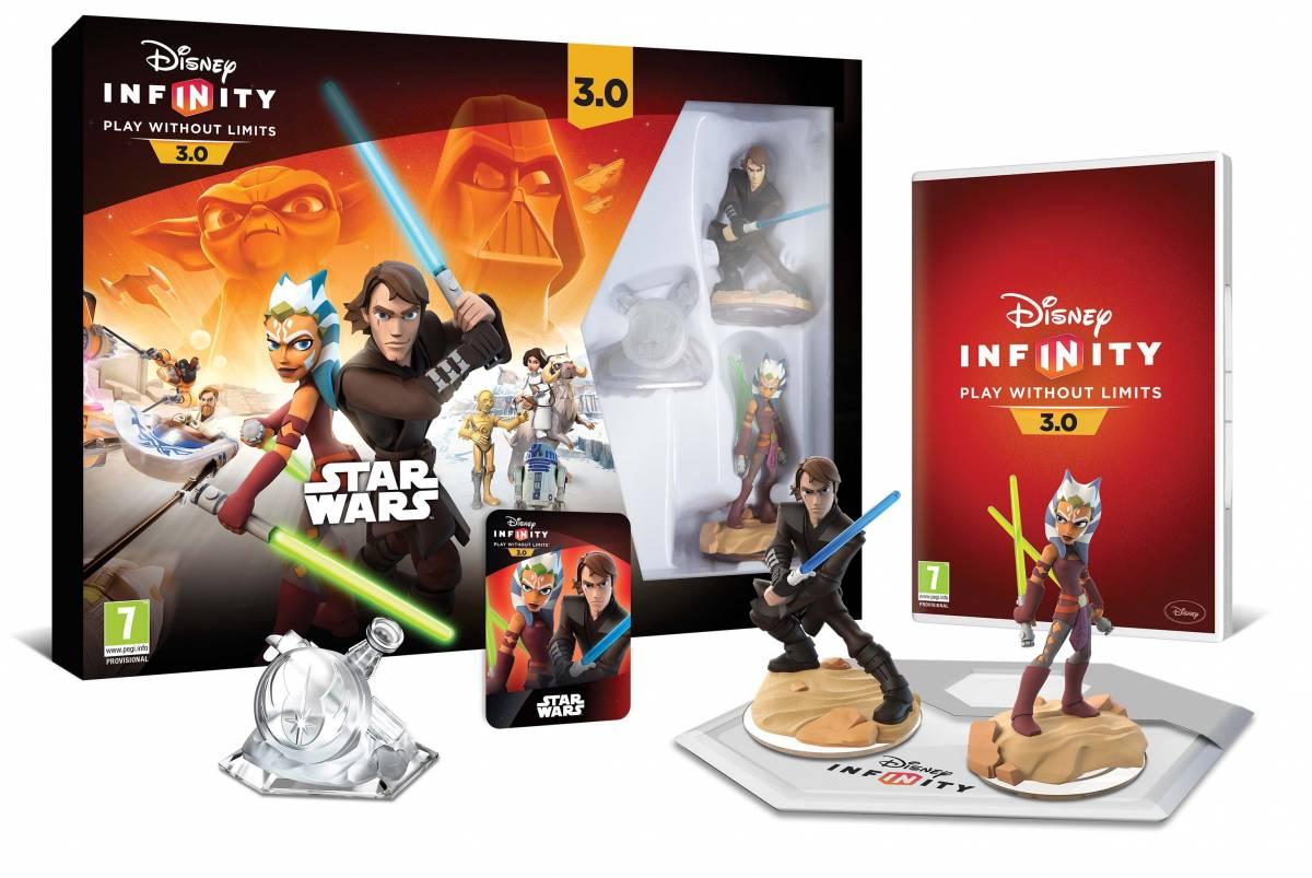 8 bit: Disney Infinity 3.0 Star Wars
