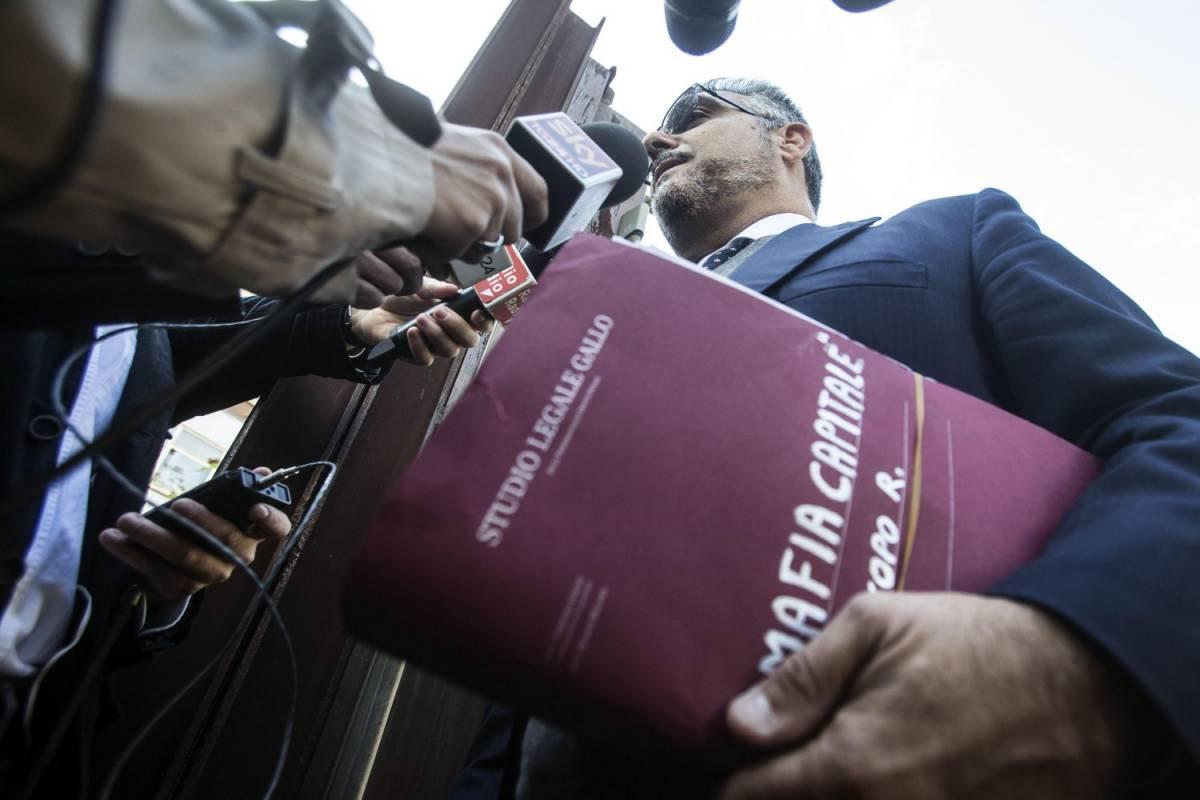 """Mafia Capitale, prima sentenza: """"Certa la presenza mafiosa"""""""