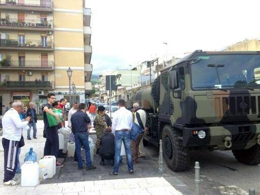 Messina, è stato di emergenza. Salta anche il bypass dell'acquedotto