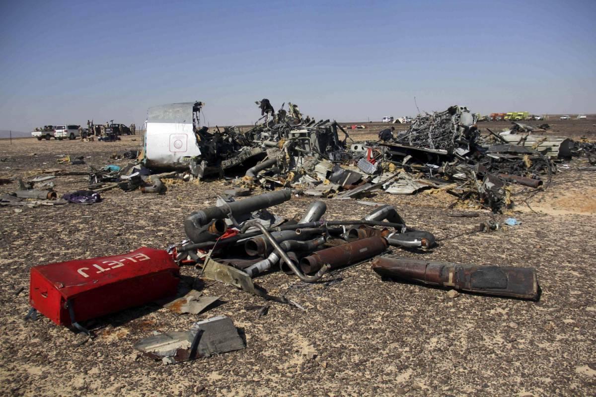 Sinai, ad agosto un aereo inglese evitò un missile su Sharm