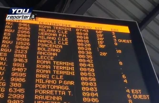 Sui treni e nelle stazioni una sicurezza colabrodo