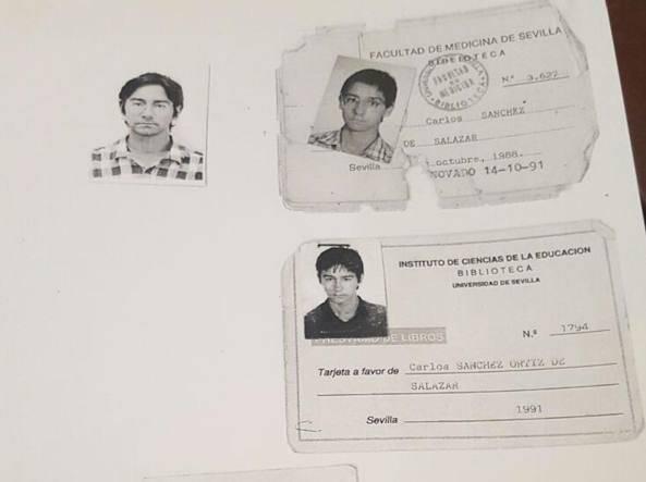 Scomparve 20 anni fa:  ritrovato come eremita